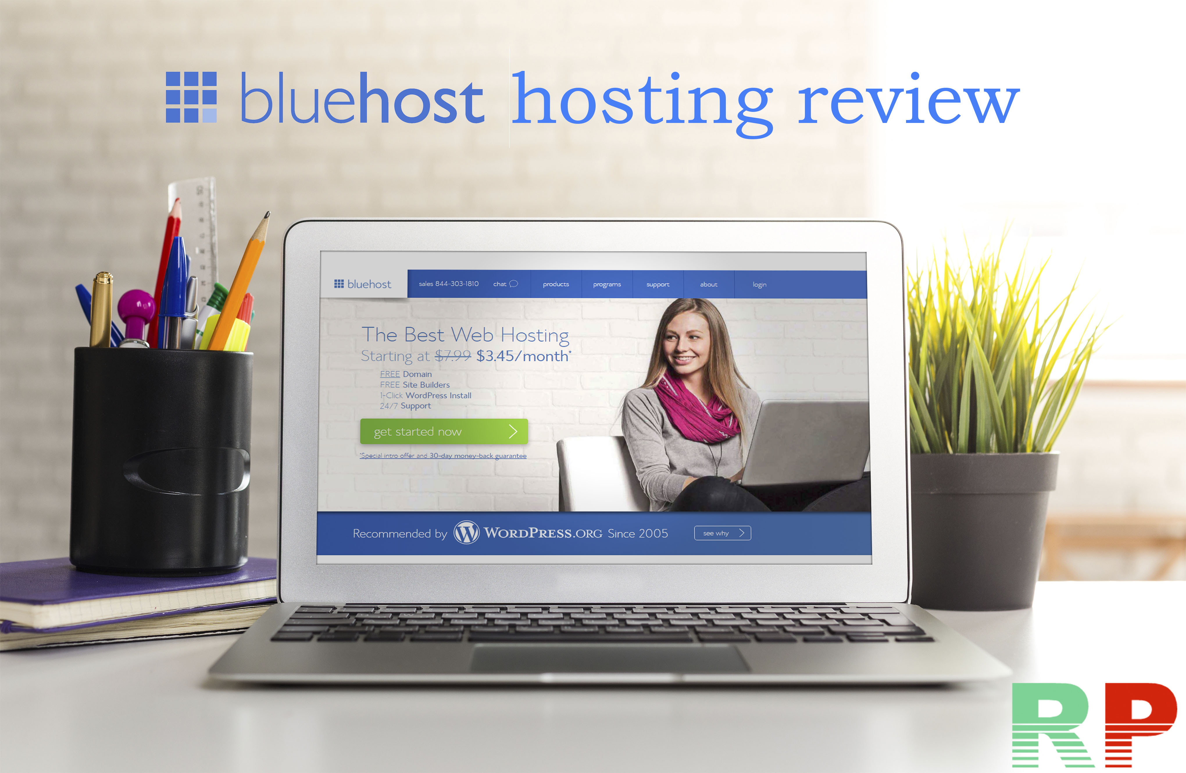 BlueHost Review – Shared & Cloud hosting for WordPress
