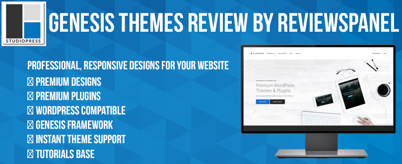 StudioPress Genesis Themes Review – Fast & flexible