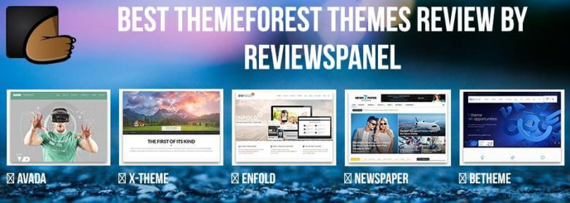 best-top-five-themeforest-themes-review