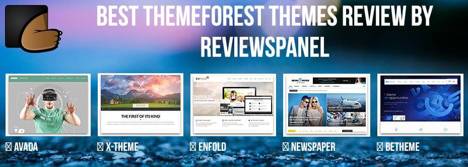 Best ThemeForest WordPress Themes 2017