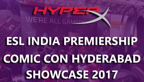 HyperX Gaming Phenomenal Experience at Maruti Suzuki Comic Con