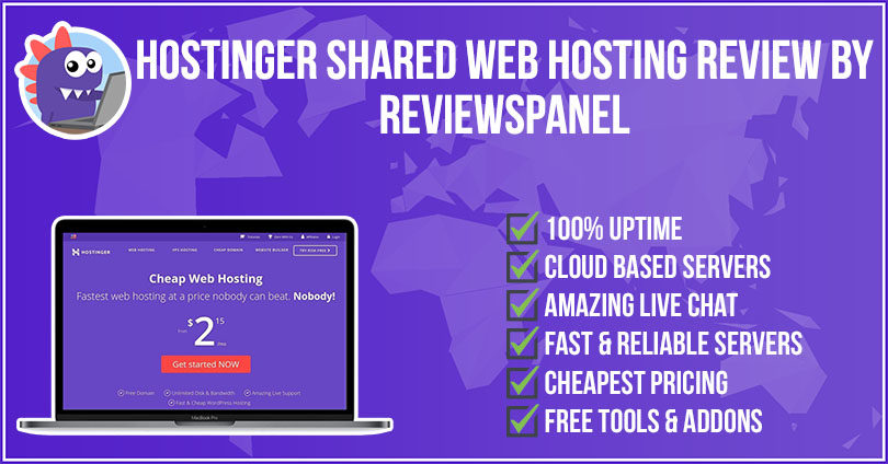 Hostinger Review - Uptime-Pricing-Speed